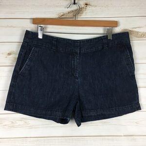 LOFT Short Jean Denim Shorts